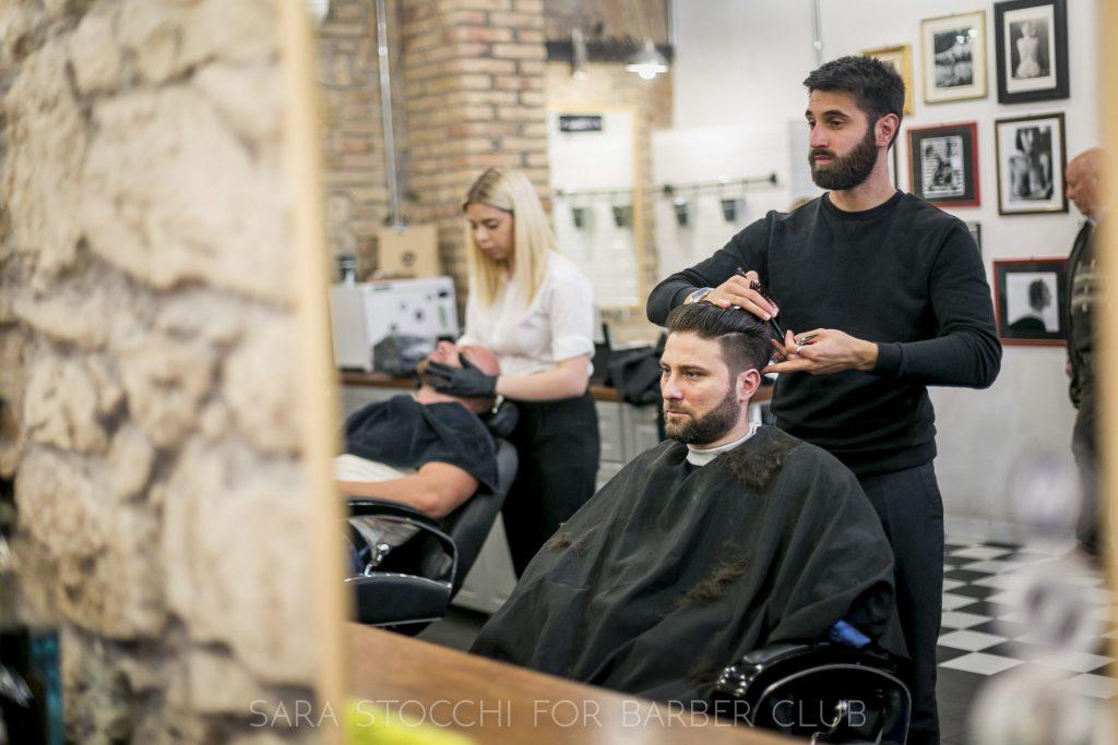 Barbiere Roma Porta Pia