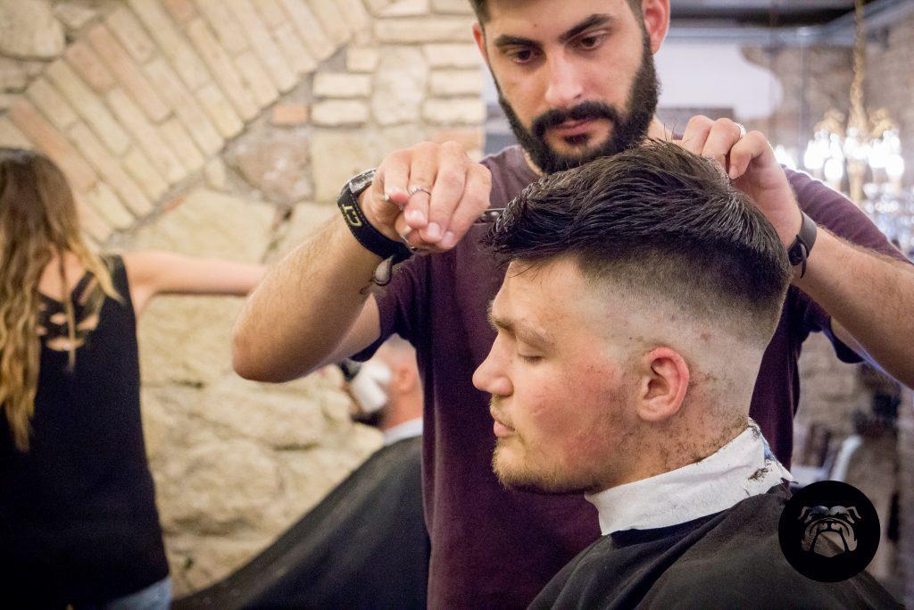parrucchiere uomo a Roma Salario